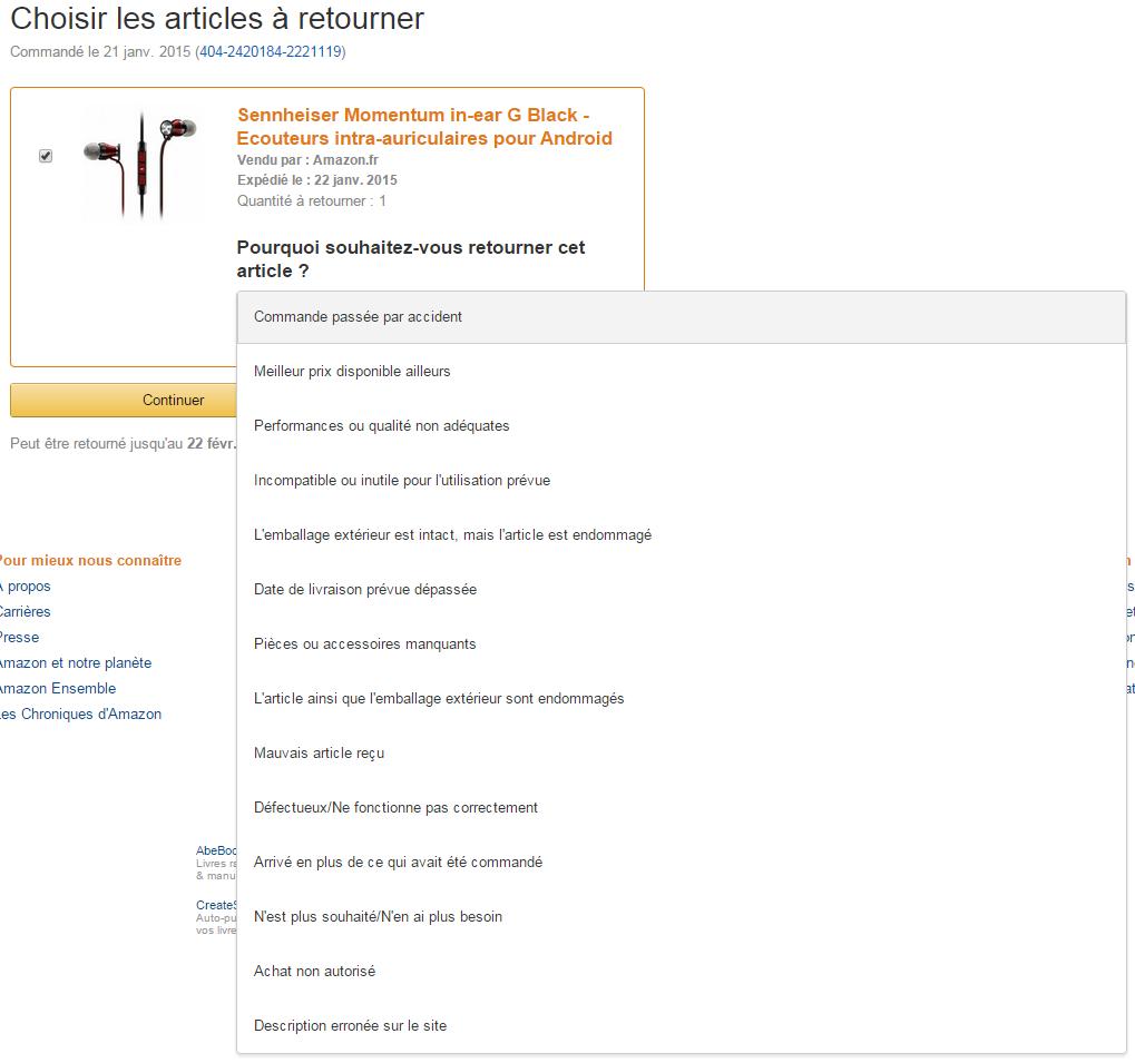 Quel Risque A Acheter Sur Amazon Uk Sav