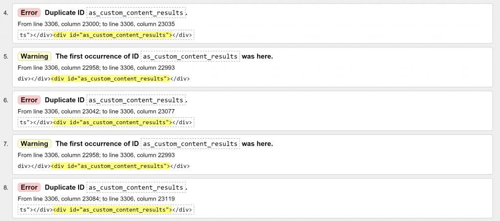 erreurs-normes-W3C