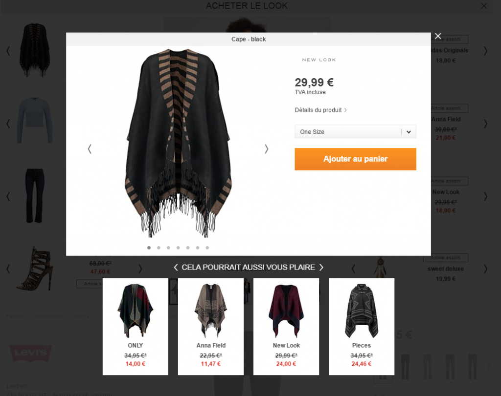 module-cross-selling-sur-pop-up