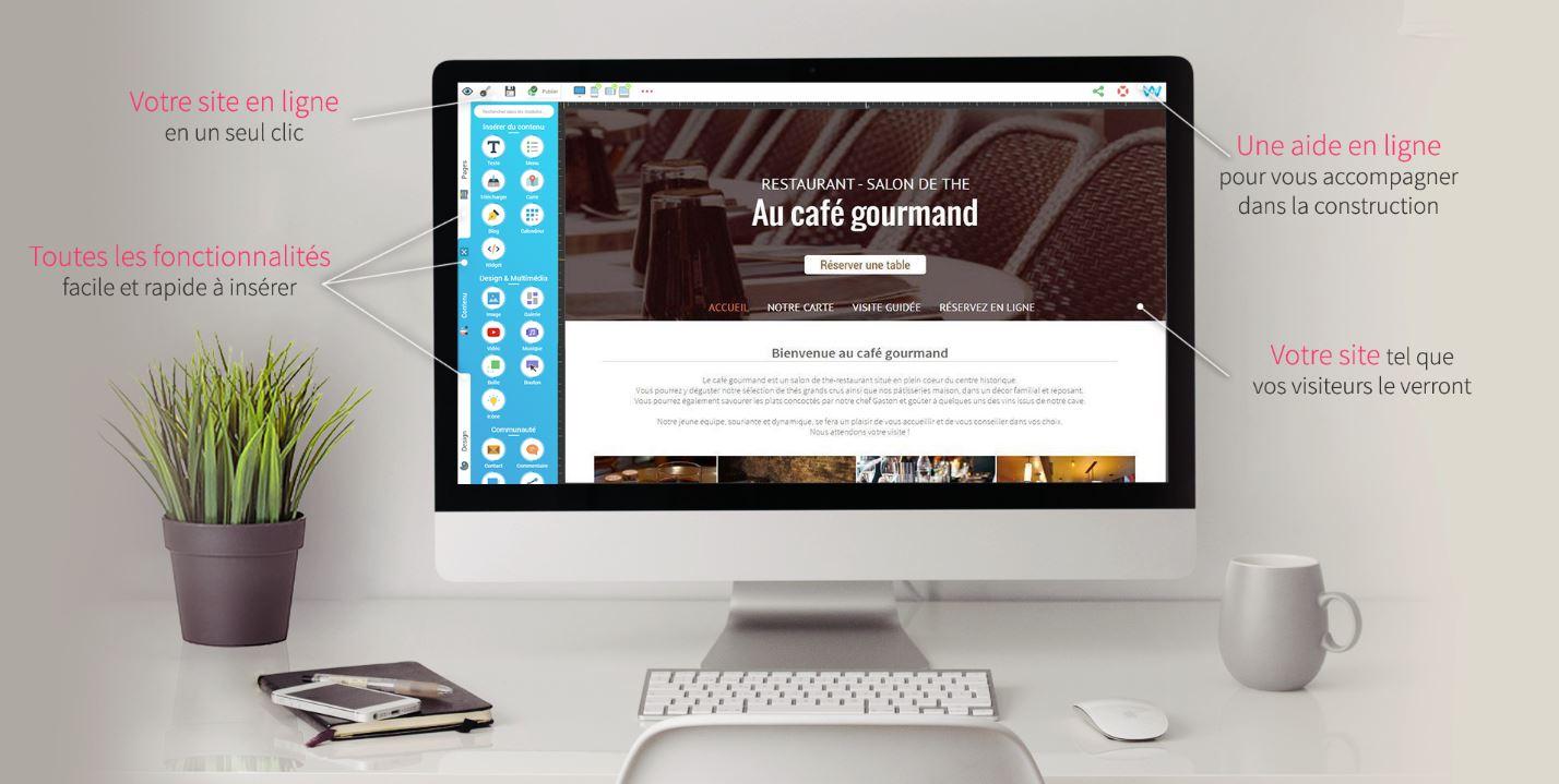 sitew avis faut il utiliser sitew pour cr er son site internet. Black Bedroom Furniture Sets. Home Design Ideas